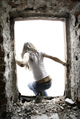 woman-jumping-out-of-window
